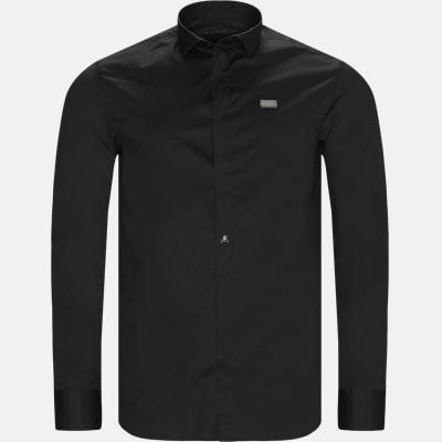 Regular fit | Shirts | Black